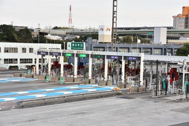 東名高速横浜町田インターチェンジ
